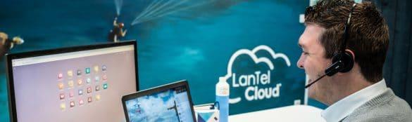 LanTel Hosted - banner