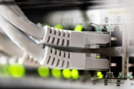DSL internetverbinding - mobiel