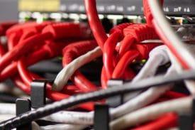 Ethernet over koper - mobiel