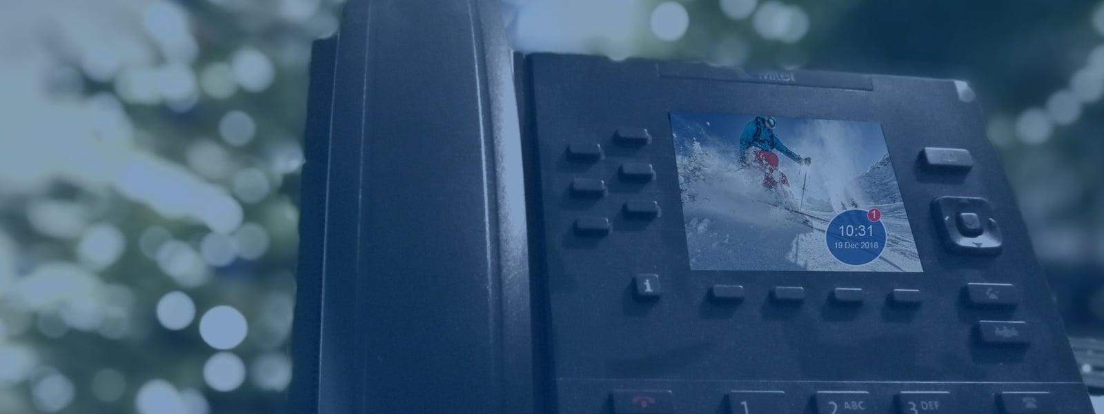 telefonische bereikbaarheid aanpassen feestdagen