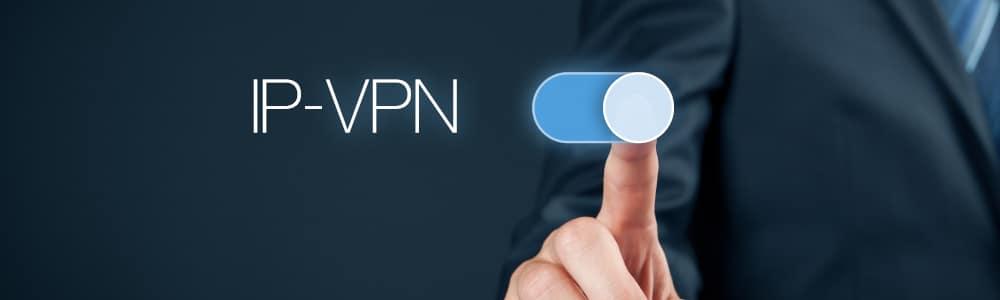 Cloud telefonie via een IP-VPN verbinding