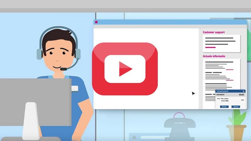 Medicom koppeling_YouTube