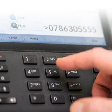 Overstappen met zakelijke telefonie