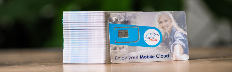 Zakelijke mobiele telefonie abonnementen van LanTel